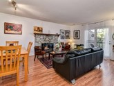 great north asheville location/beautiful unit