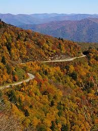 minutes to the famous blue ridge parkway